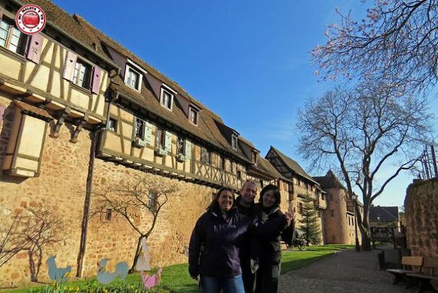 En la Alsacia francesa