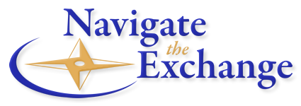 Navigate the Exchange Logo Design
