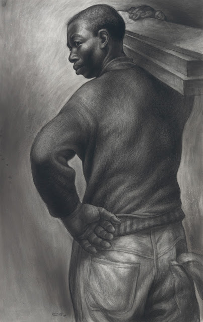 Black And White Drawings Paintings