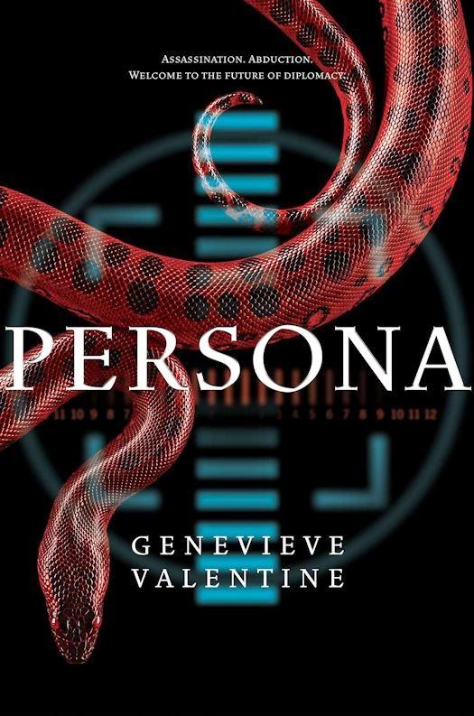 Excerpt: Persona by Genevieve Valentine
