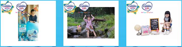 Finalis Lomba Foto Cussons CBK5 Kategori Anak