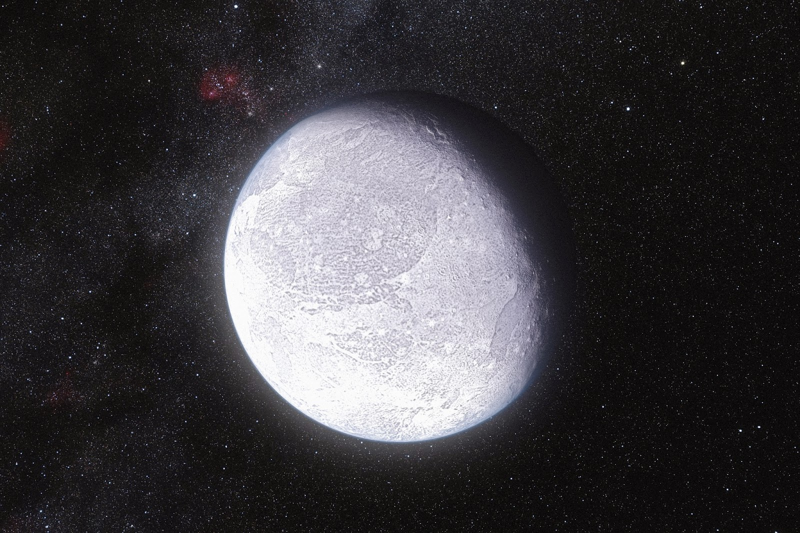dwarf planet eris - HD 1200×800