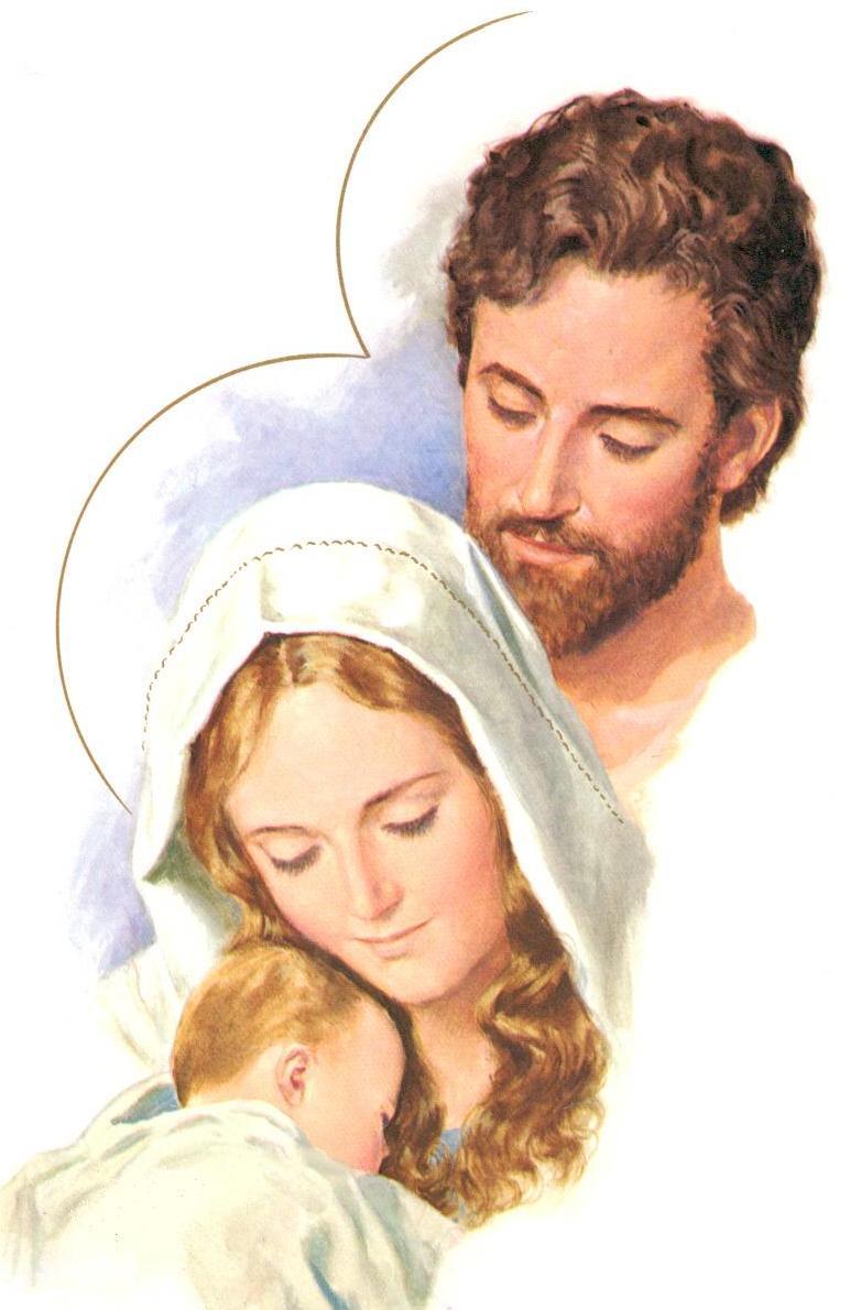 La santa famiglia di nazareth san giuseppe la vita le - Nostro padre versione moderna ...