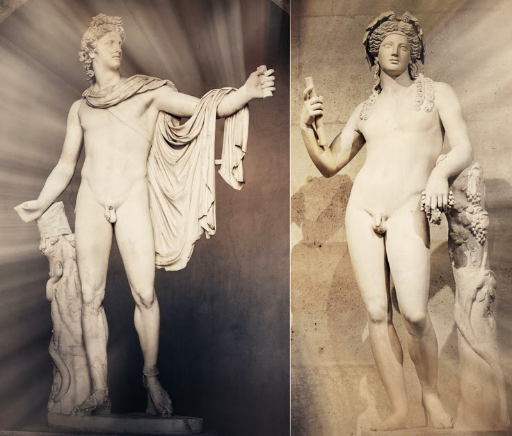Apollo and Dionysus