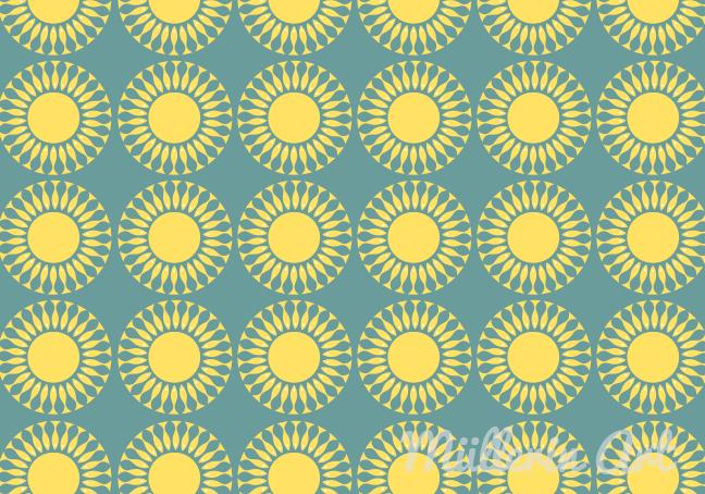 Sonnemuster nach ©Müllerin Art
