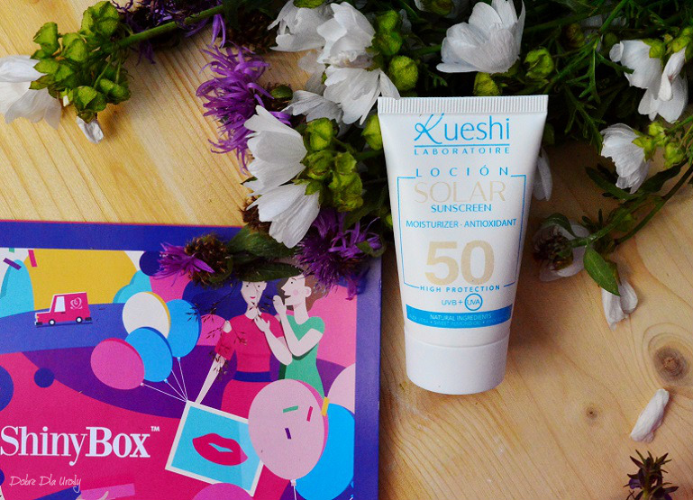 6 years together ... Urodzinowe pudełko Shiny Box Kueshi