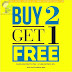 Redtag Kuwait - Buy 2 Get 1 Free