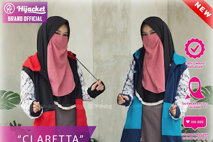 New Hijacket Claretta Black Navy M fit L | HJ-CL HIJACKET® CLARETTA