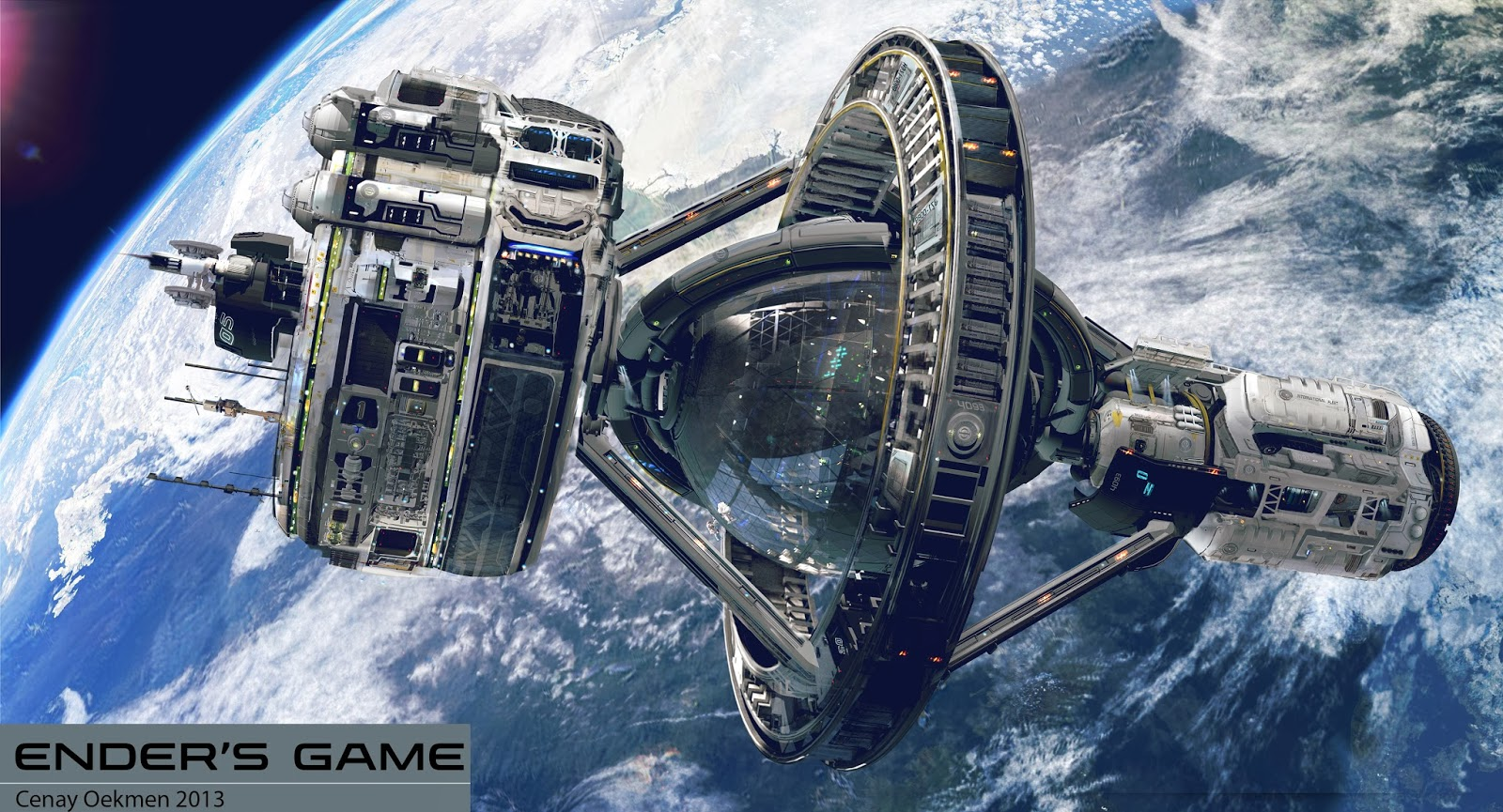 Space Station Concept Designs - Pics about space