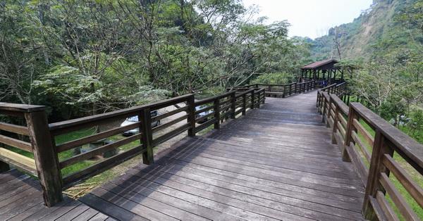 台中霧峰青桐林生態產業園區、一線天