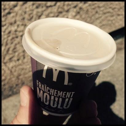 Expresso de McDonalds