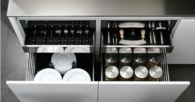 Los m s tiles accesorios para cajones de cocina cocinas for Utiles de cocina