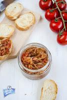 Konfitura z cebuli i pomidorów