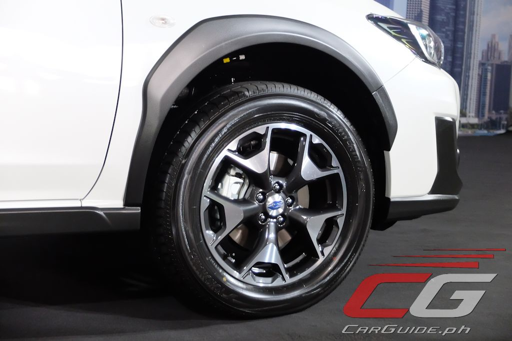 This Is The Base Model Of The 2018 Subaru Xv W 13 Photos