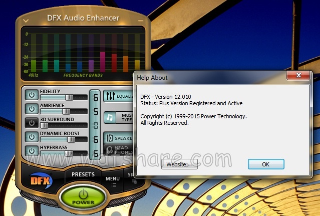 DFX Audio Enhancer Pro 12.021 Portable Free