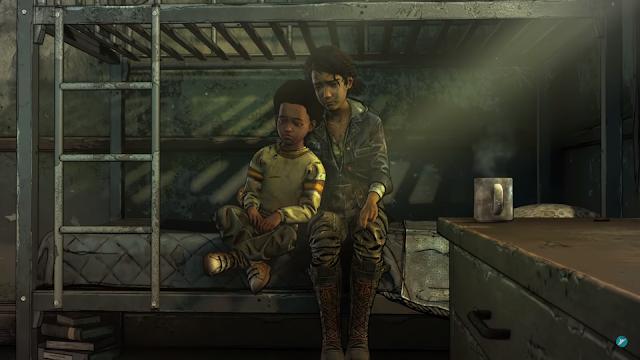 The Walking Dead: Final Season Episode 3 sendiri akan hadir tanggal 15 Januari mendatang.