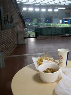 Japanese ballpark food