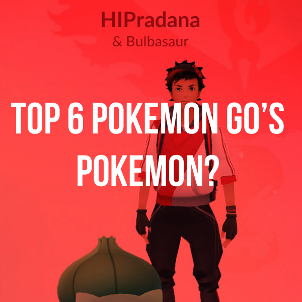 Good Morning Everyone Tunggu Aku : Harits indi pradana aku dan top pokemon di pokego
