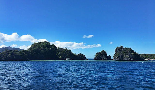 Siete Pecados, Coron Island, Palawan
