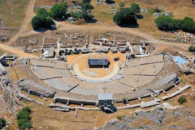 Πώς οι Αμερικανοί περιηγούνται, χωρίς μετακίνηση, στον αρχαιολογικό χώρο των Φιλίππων