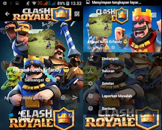 Gratis BBM Mod Clash Royale 2.13.0.26