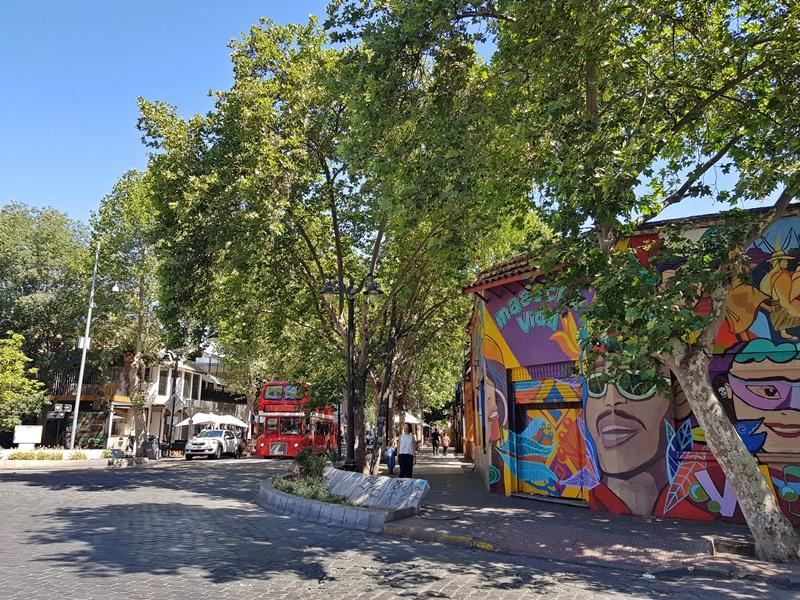 Onde se hospedar em Bellavista, Santiago