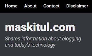 Cara Mengaktifkan Deskripsi Penelusuran di Blogspot