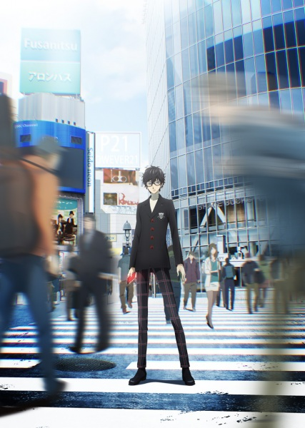 Descargar Persona 5 the Animation por mega