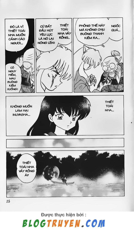 Inuyasha vol 41.1 trang 13