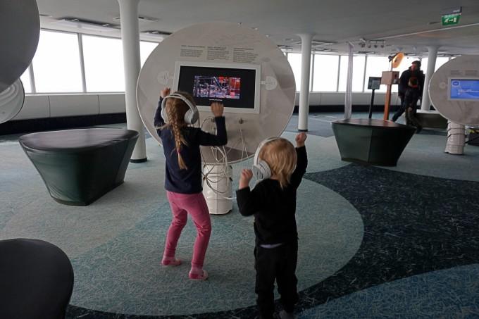 Teletorn lasten kanssa / nähtävyyksiä Tallinnassa