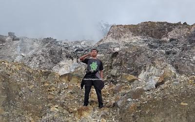 Salam Lestari Kawah Ratu Gunung Salak Bogor