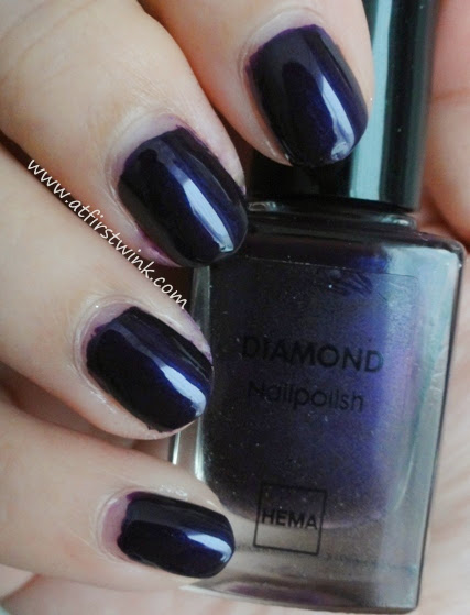 HEMA Diamond nail polish 05