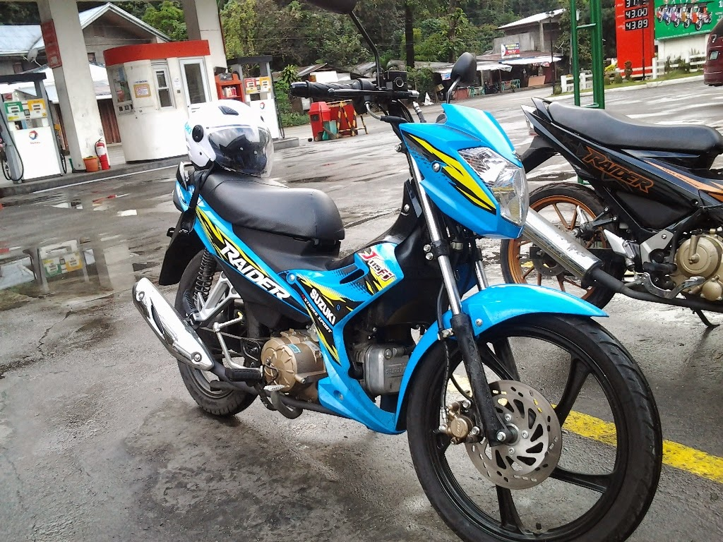 Suzuki Raider J 115 FI | Motorcycle Philippines