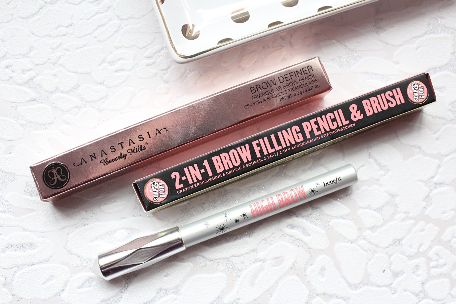 Favourite Brow Products