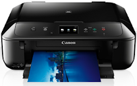Canon PIXMA MG5740 Driver Download For Mac, Windows, Linux