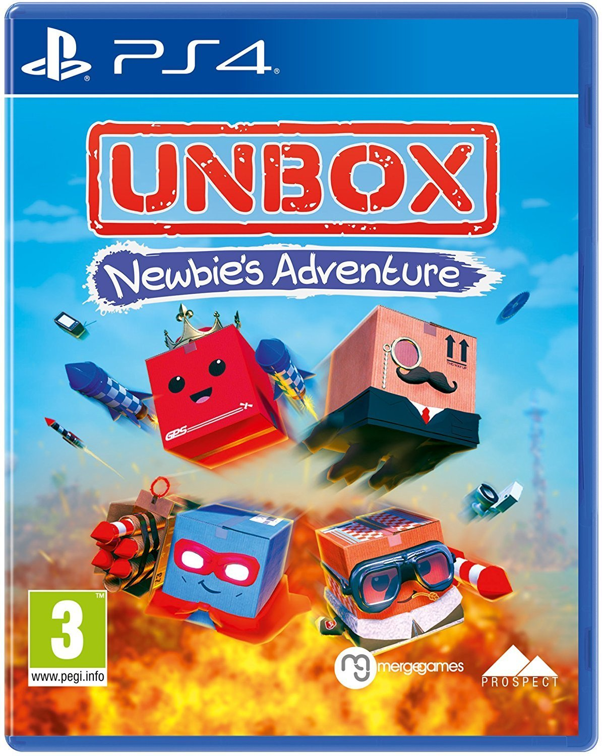new games unbox newbie 39 s adventure pc ps4 xbox one the entertainment factor