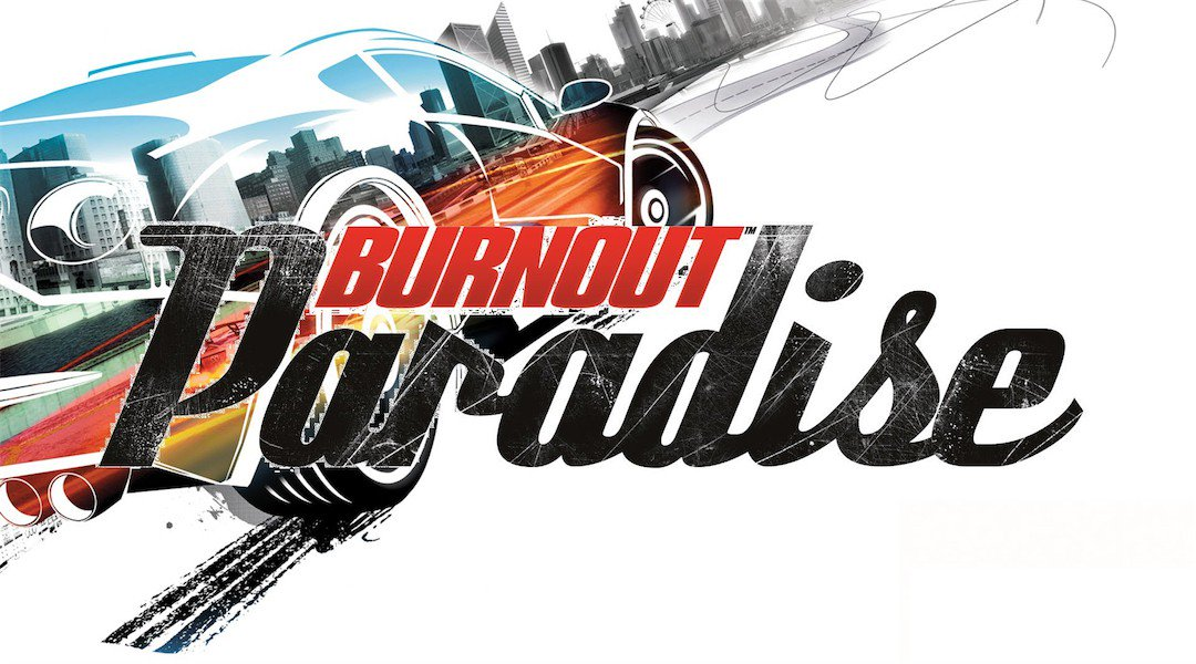Burnout Paradise (580 MB) highly compressed pc game