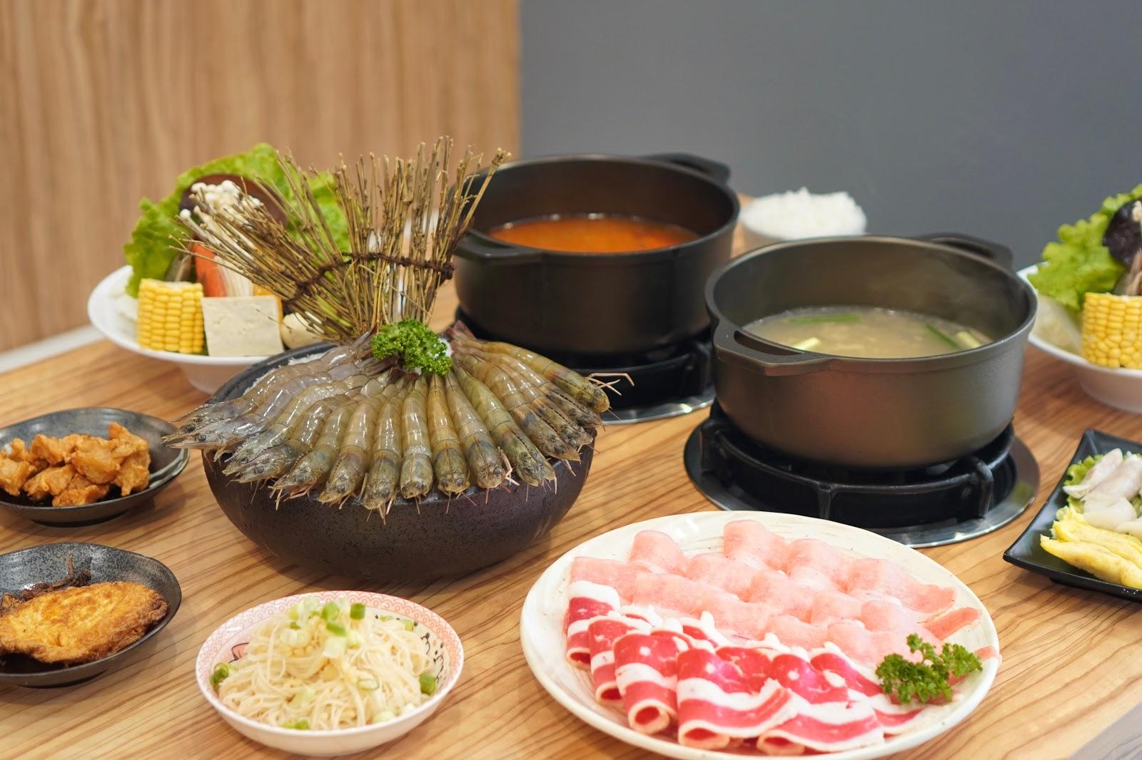 台南中西區美食【小蔡什鍋】餐點介紹