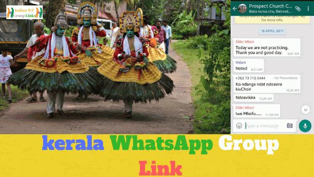 227+ Best Kerala Whatsapp Group Link List Join Now