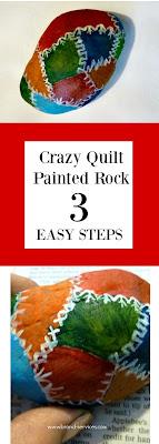 crazy quilt rock