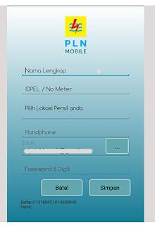 aplikasi cek tagihan listrik PLN secara online