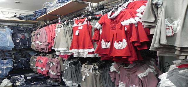 toptan çocuk giyim ürünleri karışık acil