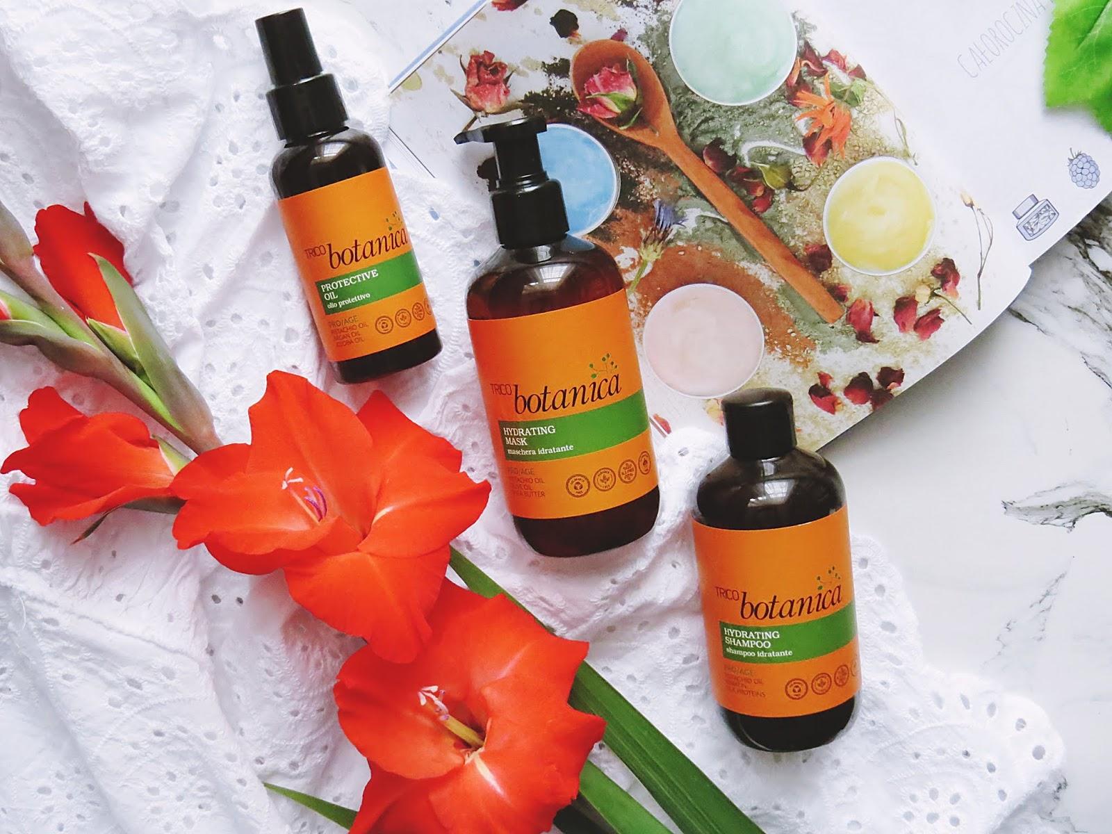 Trico Botanica Hydrating Pro-Age – nawilżająca pielęgnacja i ochrona włosów