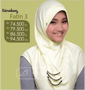 Model Kerudung Rabbani Fatin Terbaru dan Harganya
