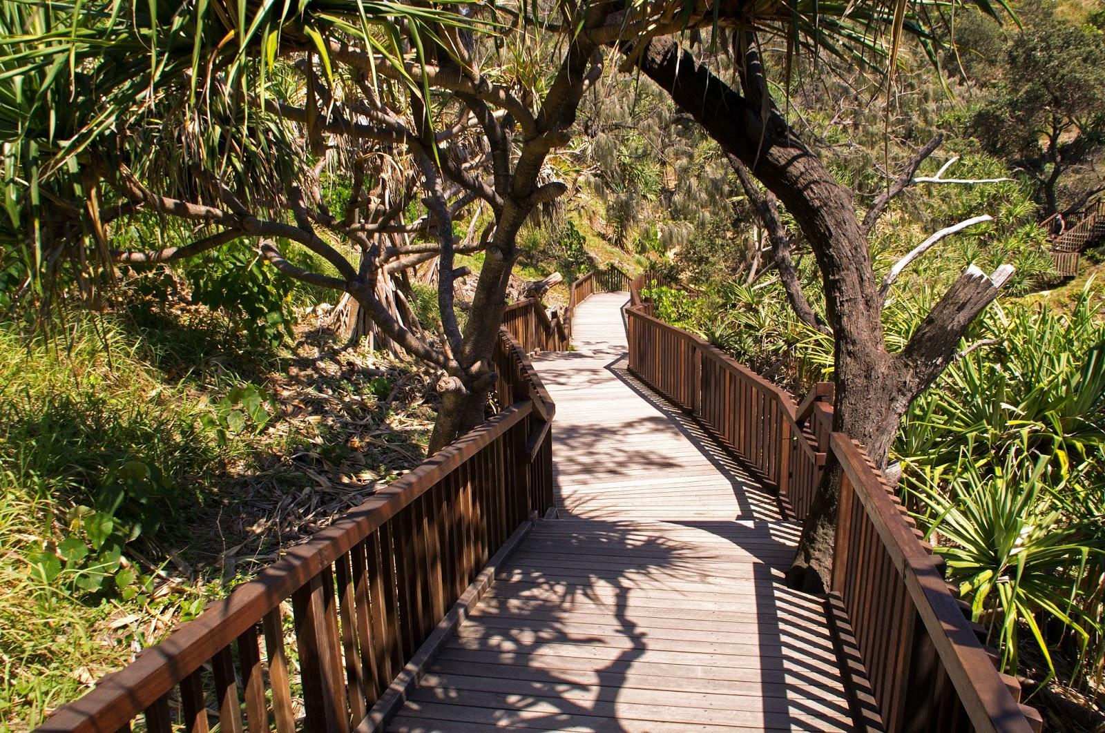 North Gorge Walk Stradbroke Island