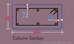 column stirrup making, column, stirrup, ring, shear reinforcement