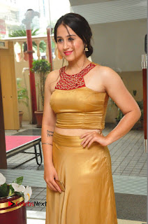 Actress Simrat Juneja Pictures in Golden Long Dress  0050.JPG