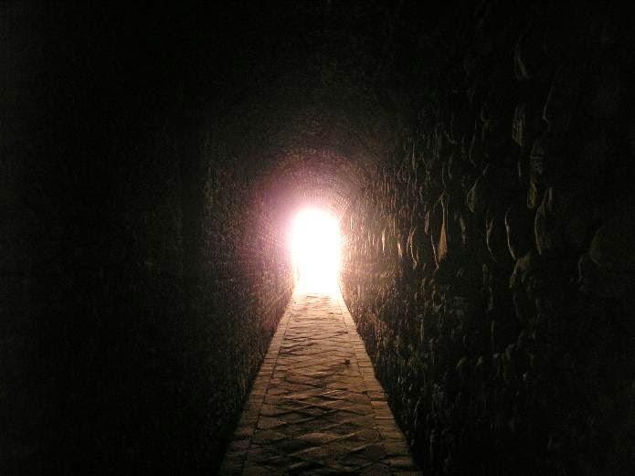 La luz al final del tunel