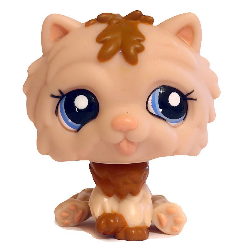 Littlest Pet Shop Globes Chow Chow (#1983) Pet   LPS Merch