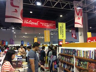 Manila International Book Fair MIBF 2017 National Bookstore